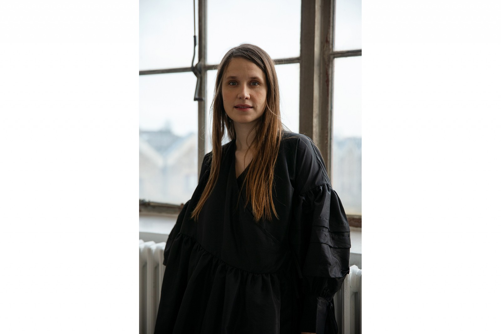 Cecilie Bahnsen Danish Designer Interview SS21 Lookbook Scandinavian Fashion Design Feminine