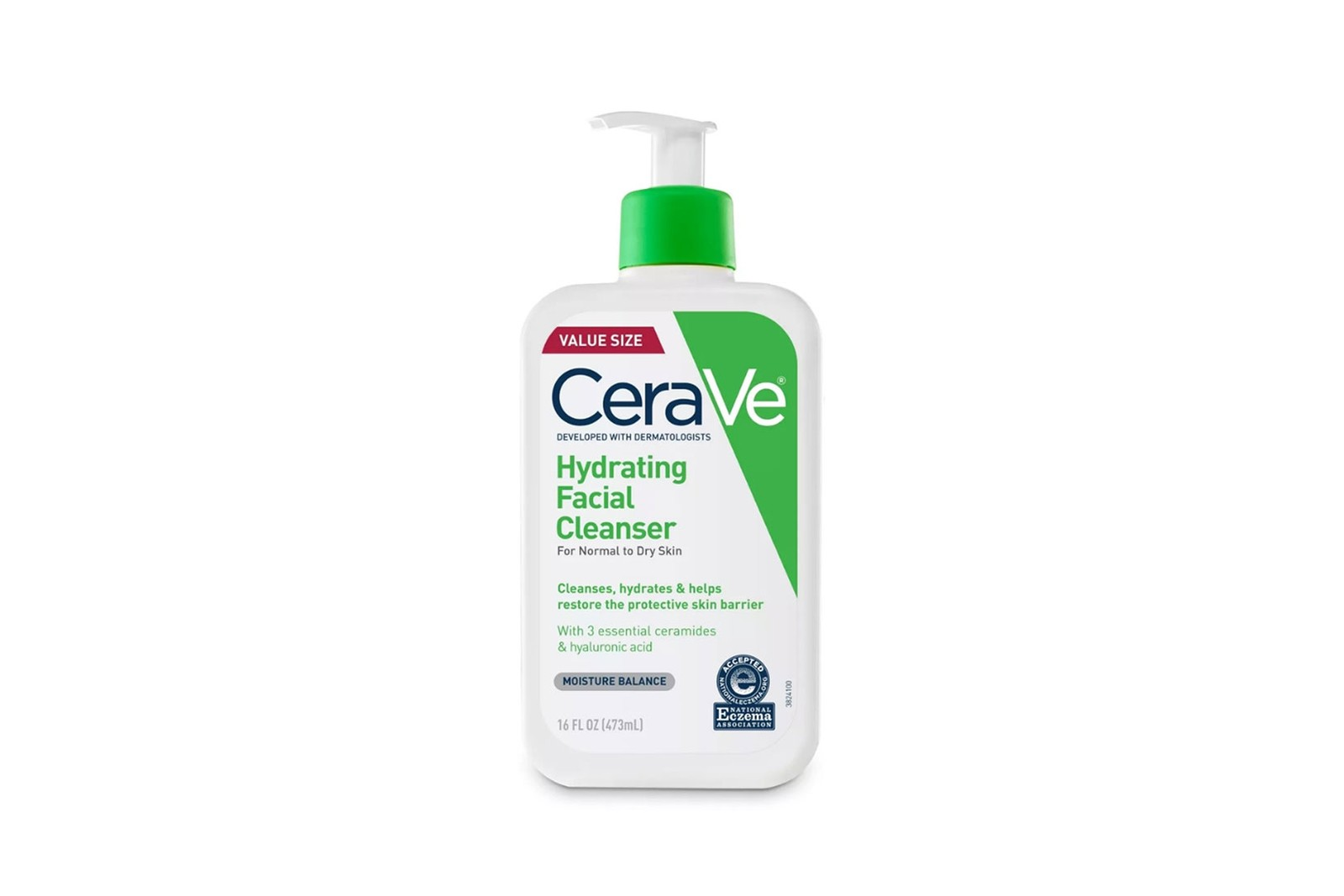 cerave hydrating facial cleanser skincare face wash