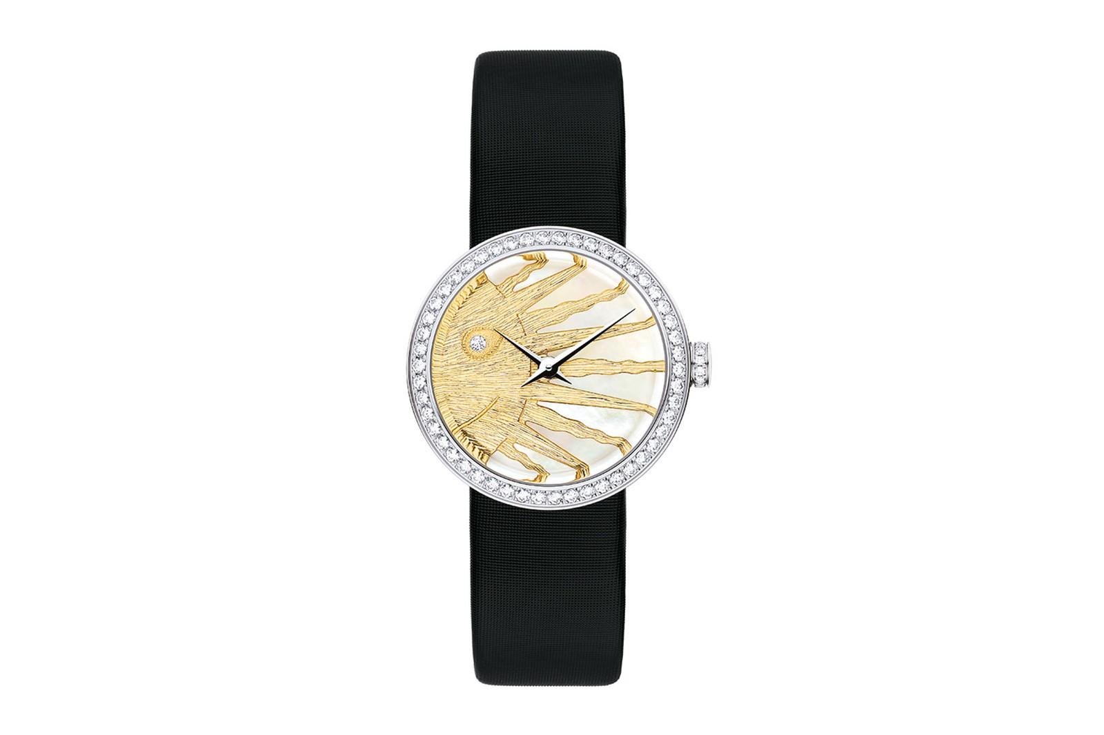 dior holiday christmas rose des vents watches la d de celeste satine accessories tigers eye mother of pearl