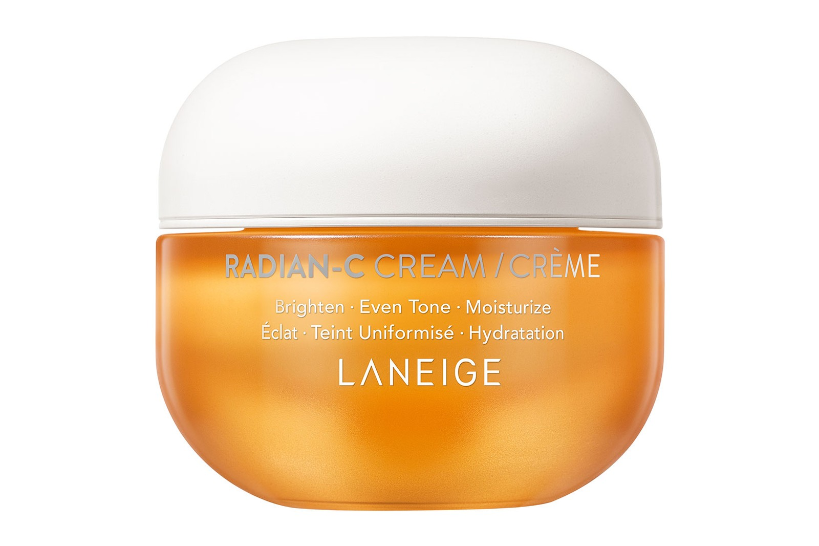 laneige radian-c facial creams moisturizers winter skincare vitamin brightening release where to buy