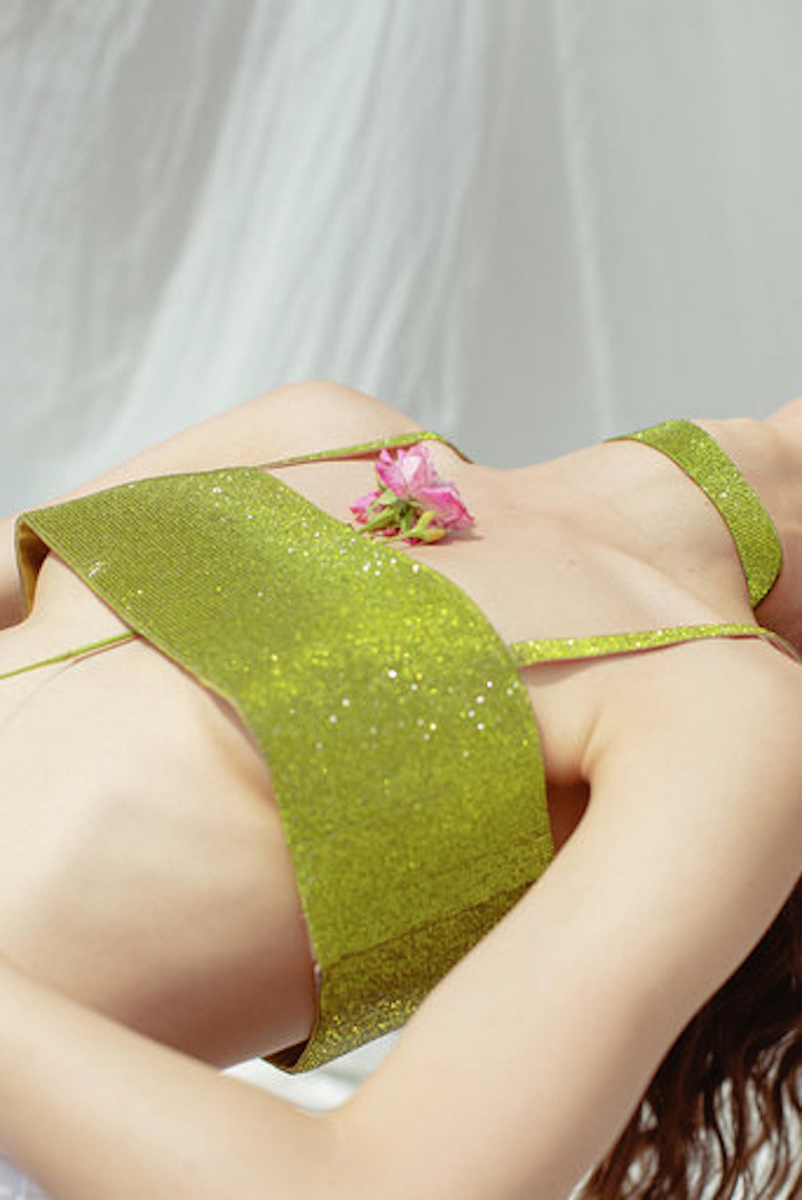 Nué Studio Brand Interview Ukrainian Brand Evening wear Party Glitter Top Collection COVID-19