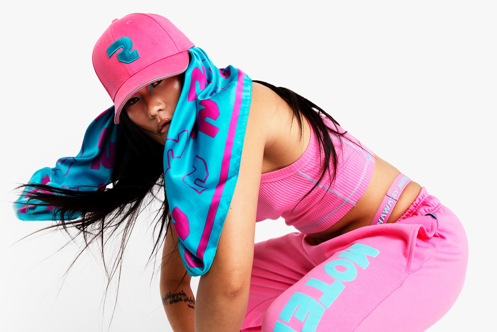 Parris Goebel Runaway Motel Clothing Brand Activewear Campaign Choreographer Dancer Auckland New Zealand