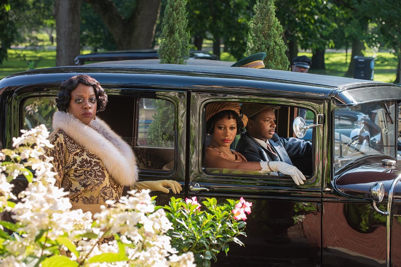Ma Rainey's Black Bottom Taylour Paige Dussie Mae Actress Netflix Movie