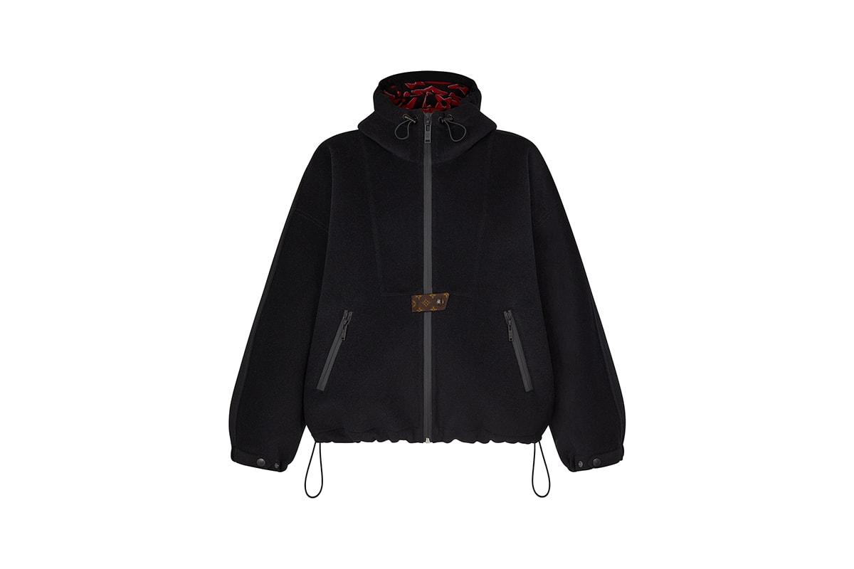 Urs Fischer x Louis Vuitton Collaboration Collection Bag Pochette Hoodie Logo Monogram