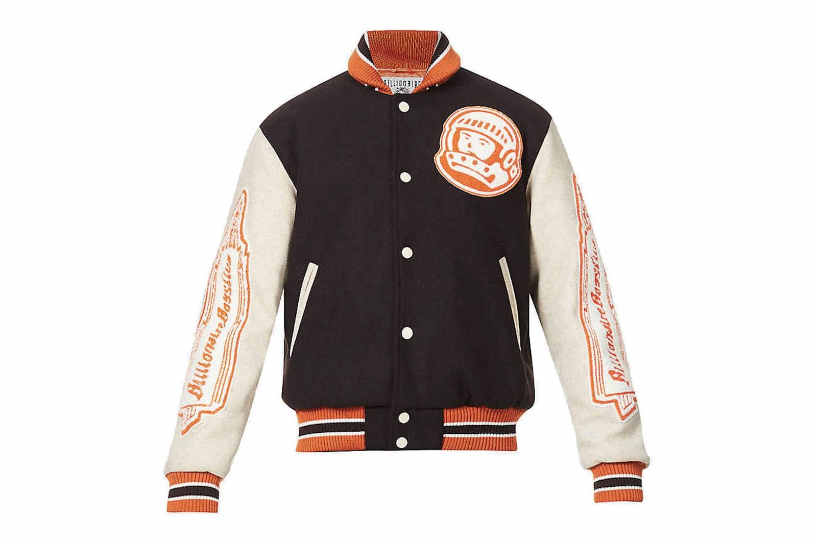 Letterman Varsity Jacket Trend Fall/Winter 2021 Runway Louis Vuitton Isabel Marant Y/Project Vetements