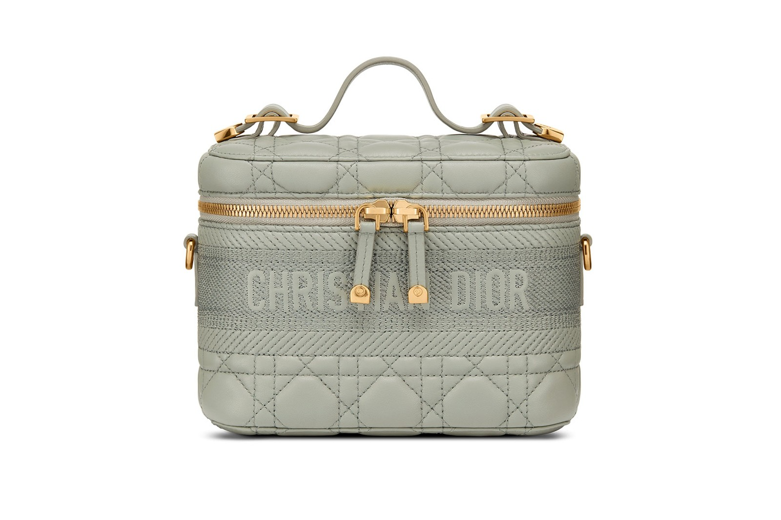 dior makeup vanity cases bags cruise 2021 collection oblique cannage toile de jouy