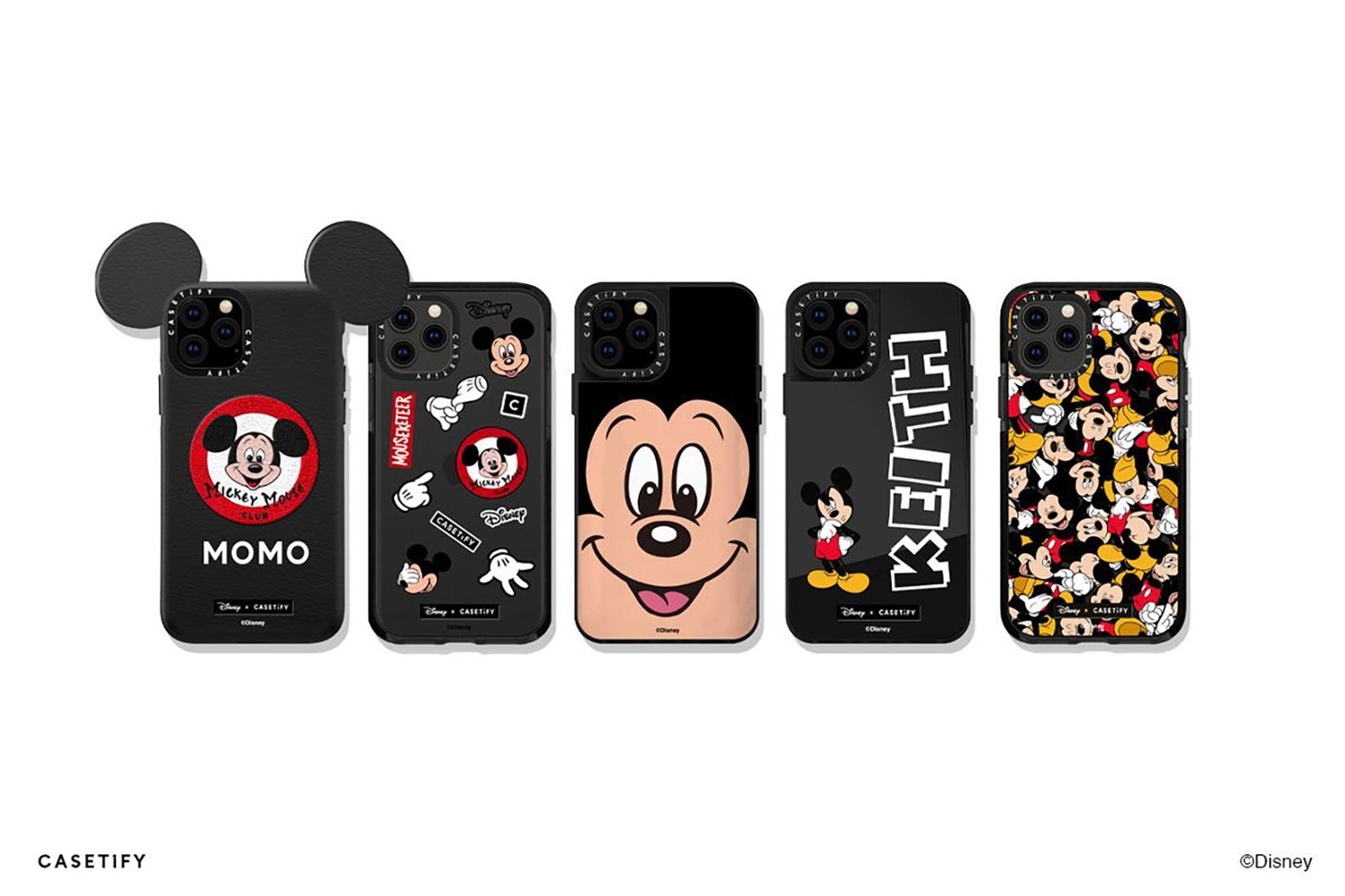 disney casetify collaboration phone cases apple iphone accessories mickey mouse