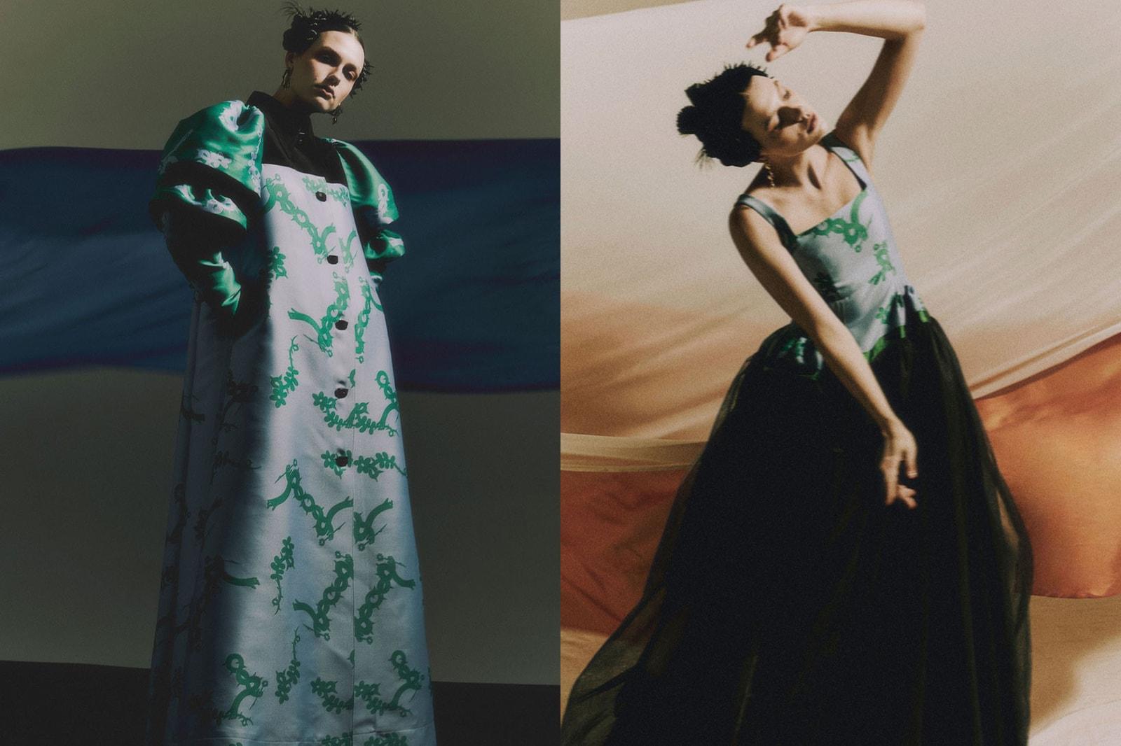 korean fashion emerging female fashion designers brands minju kim ss20 editorial