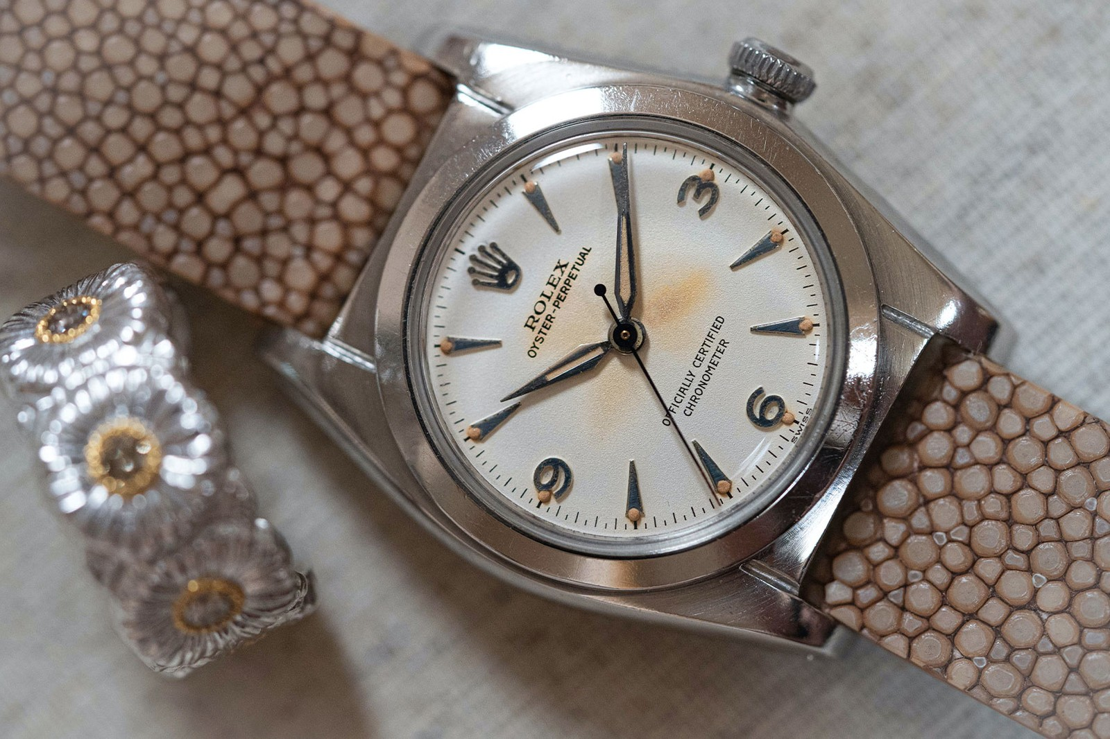 beginners entry level watches to invest in vintage rolex bubbleback oyster perpetual
