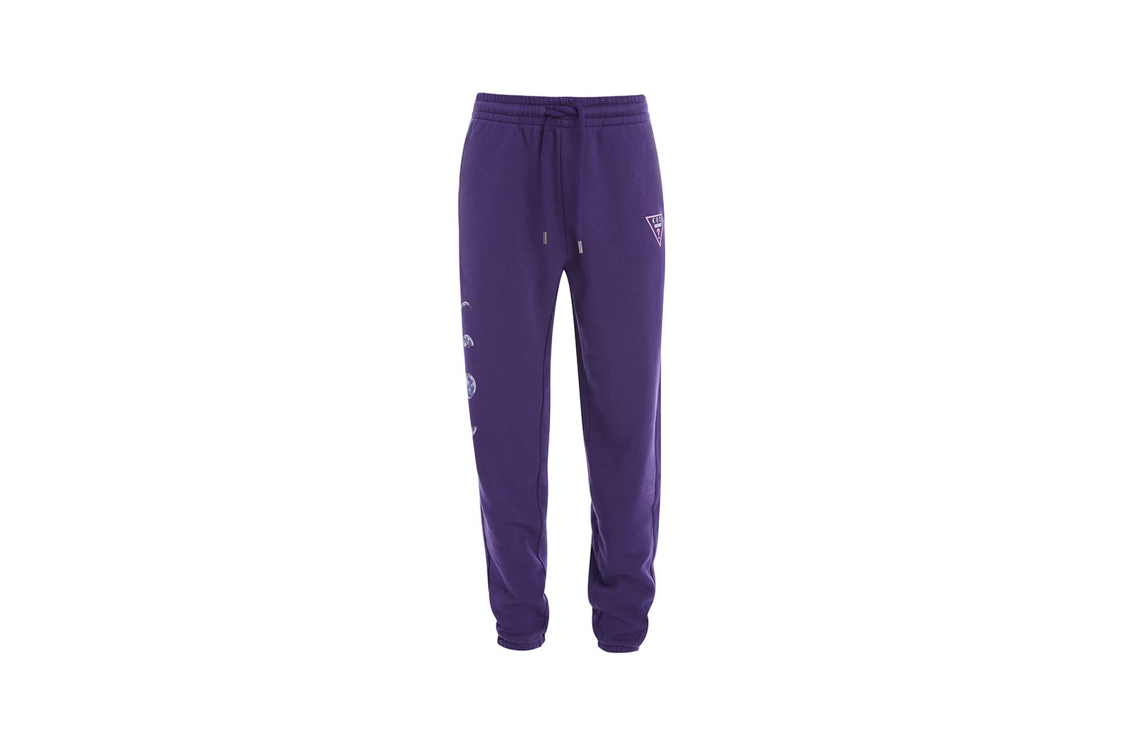 guess originals niki 88rising collaboration moonchild collection hoodie sweatpants tank top black purple