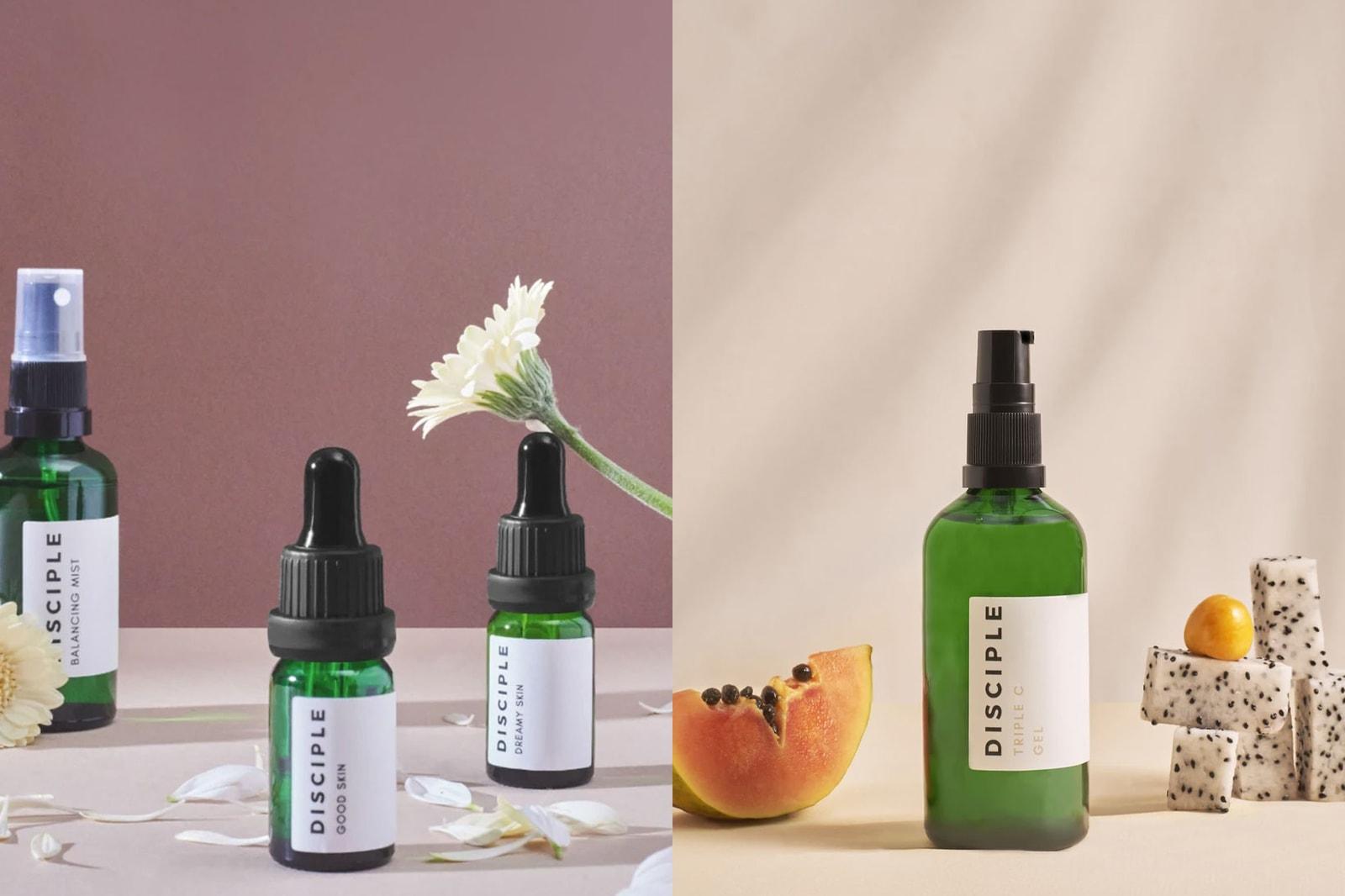 disciple skincare london face mist serum moisturization hydration
