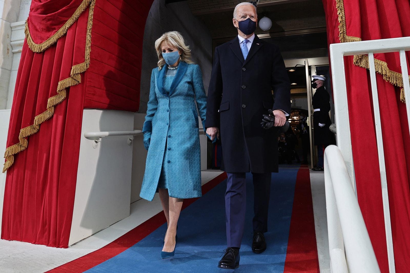 Jill Joe Biden 59th Presidential Inauguration Day 2021 White House