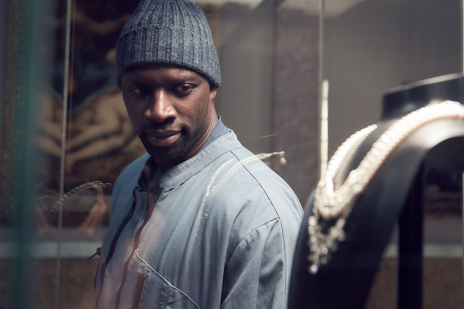 netflix lupin part 2 season 1 release date french heist tv show omar sy ludivine sagnier