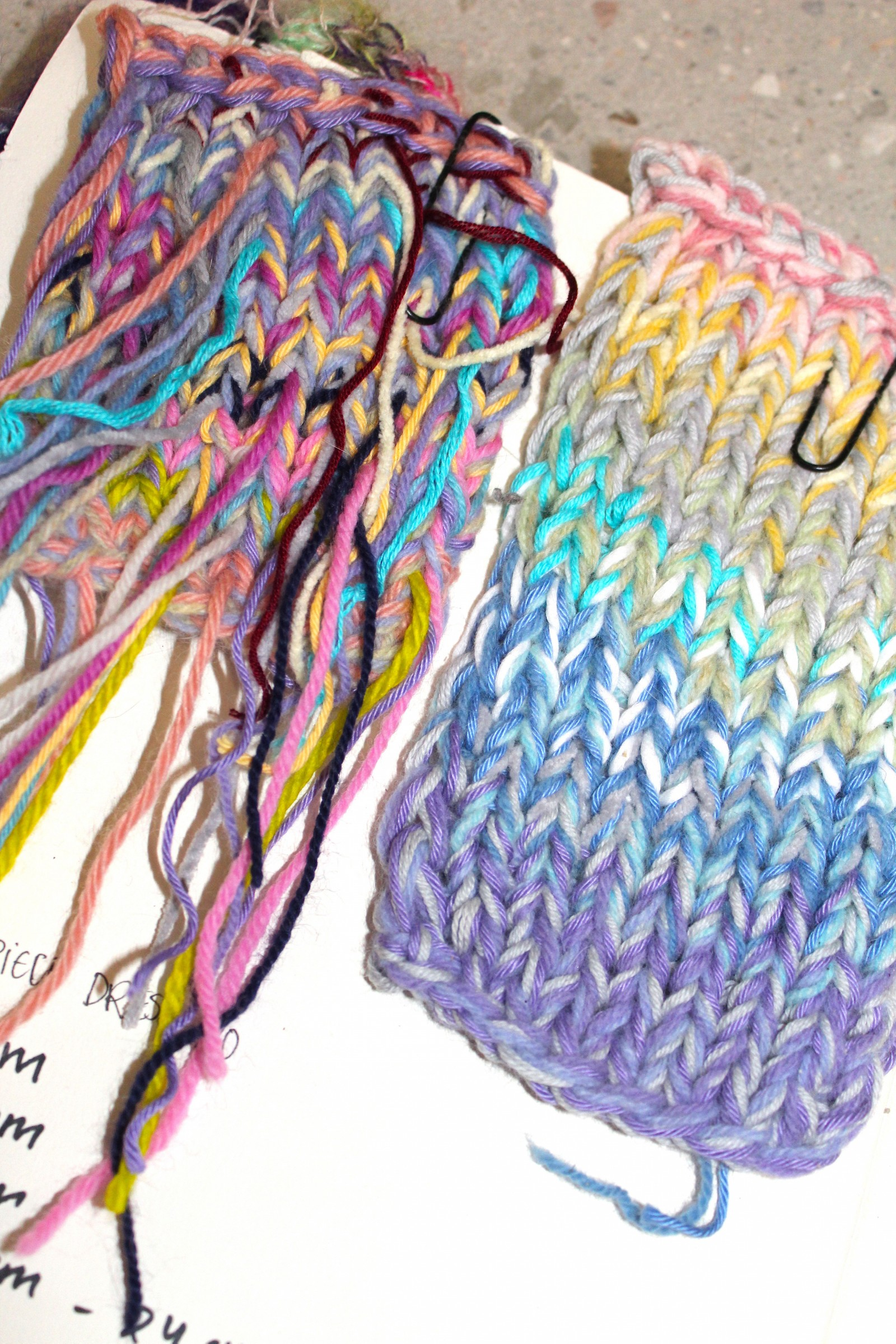 NiTH Studios Knitwear Label Interview Knitting Sustainable Fashion Craftsmanship Copenhagen Brand
