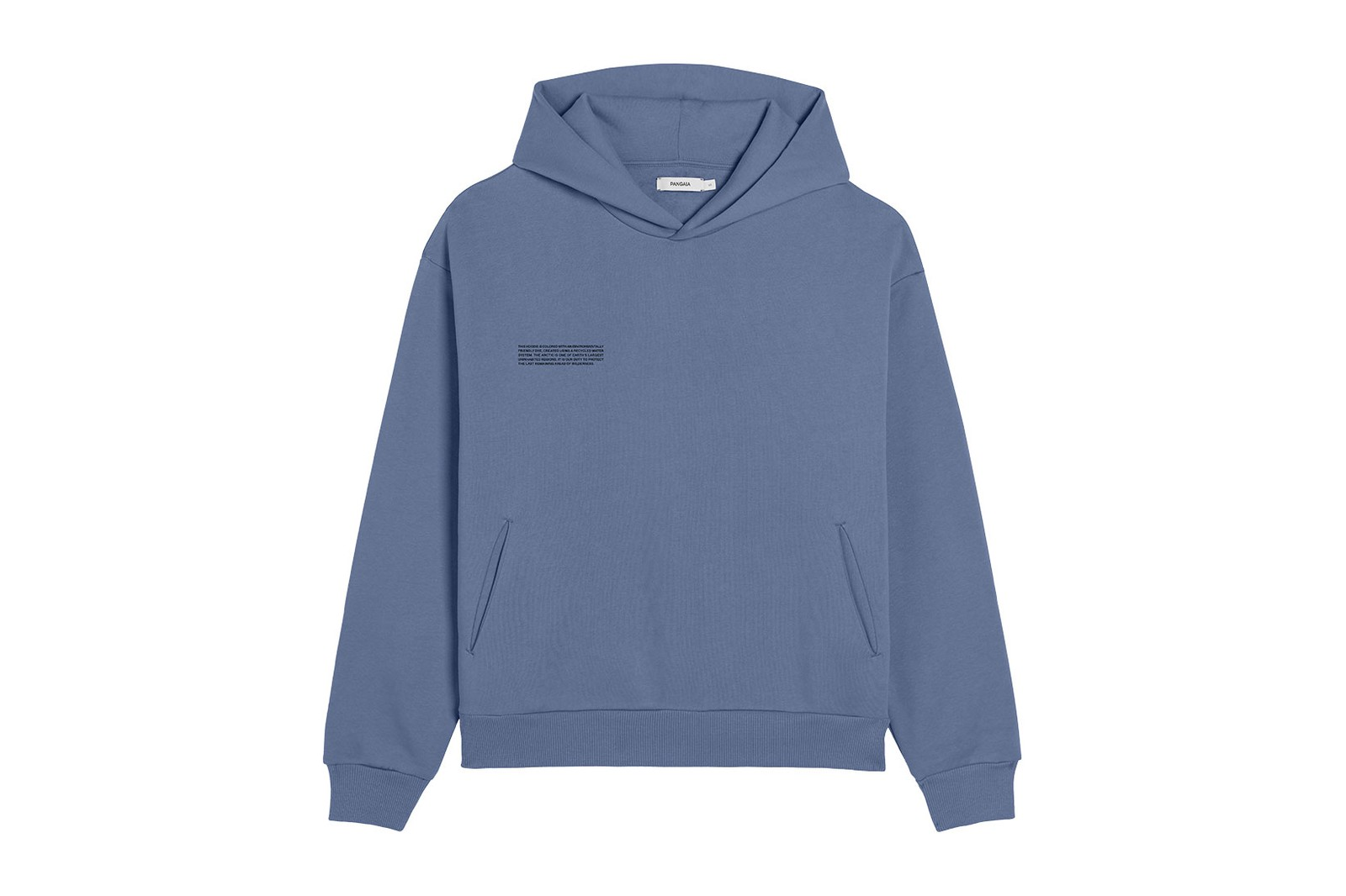 pangaia arctic collection hoodies blue sustainable eco-friendly sweatshirts pants loungewear price release