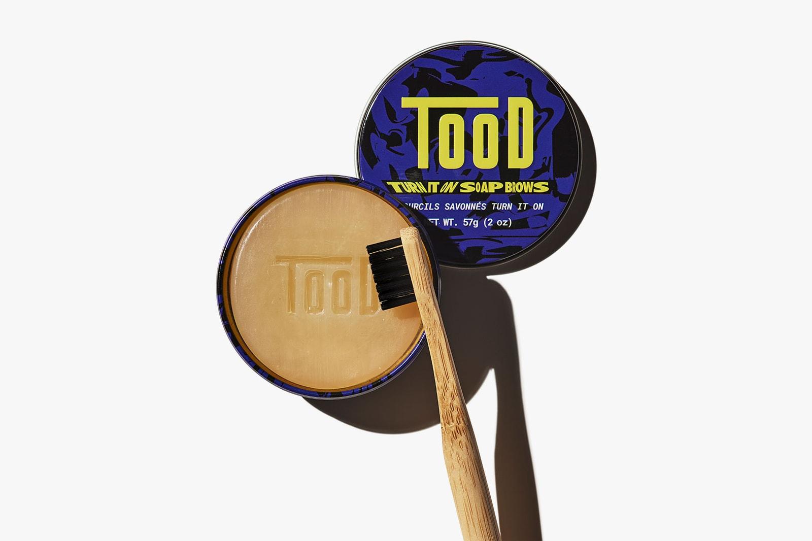 tood beauty eyebrows body hair makeup eyeshadows color creams soaps brand launch