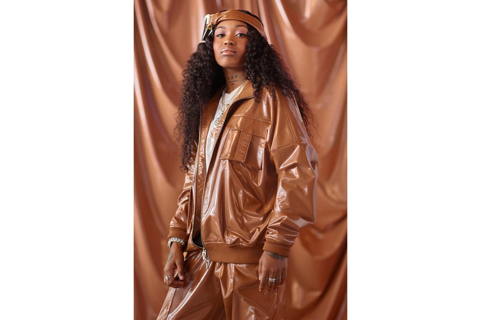 Beyoncé IVY PARK x adidas ICY PARK Collection Lookbook