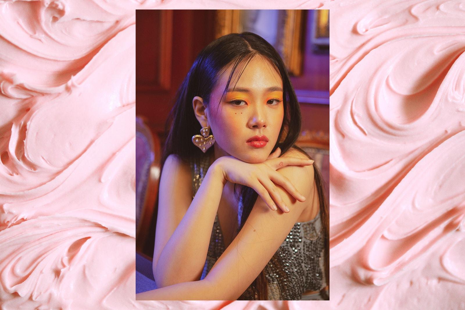 bibi eat my love single music video release korean k-pop artist interview