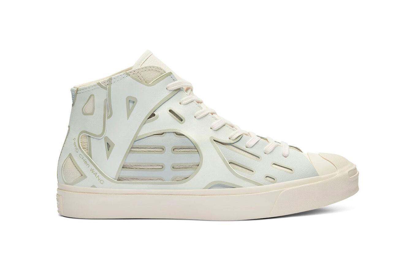 Converse Timeless Sneaker Shoe Chuck 70 Jack Purcell One Star Run Star Hike Footwear Collaborations Tyler The Creator Telfar Brain Dead