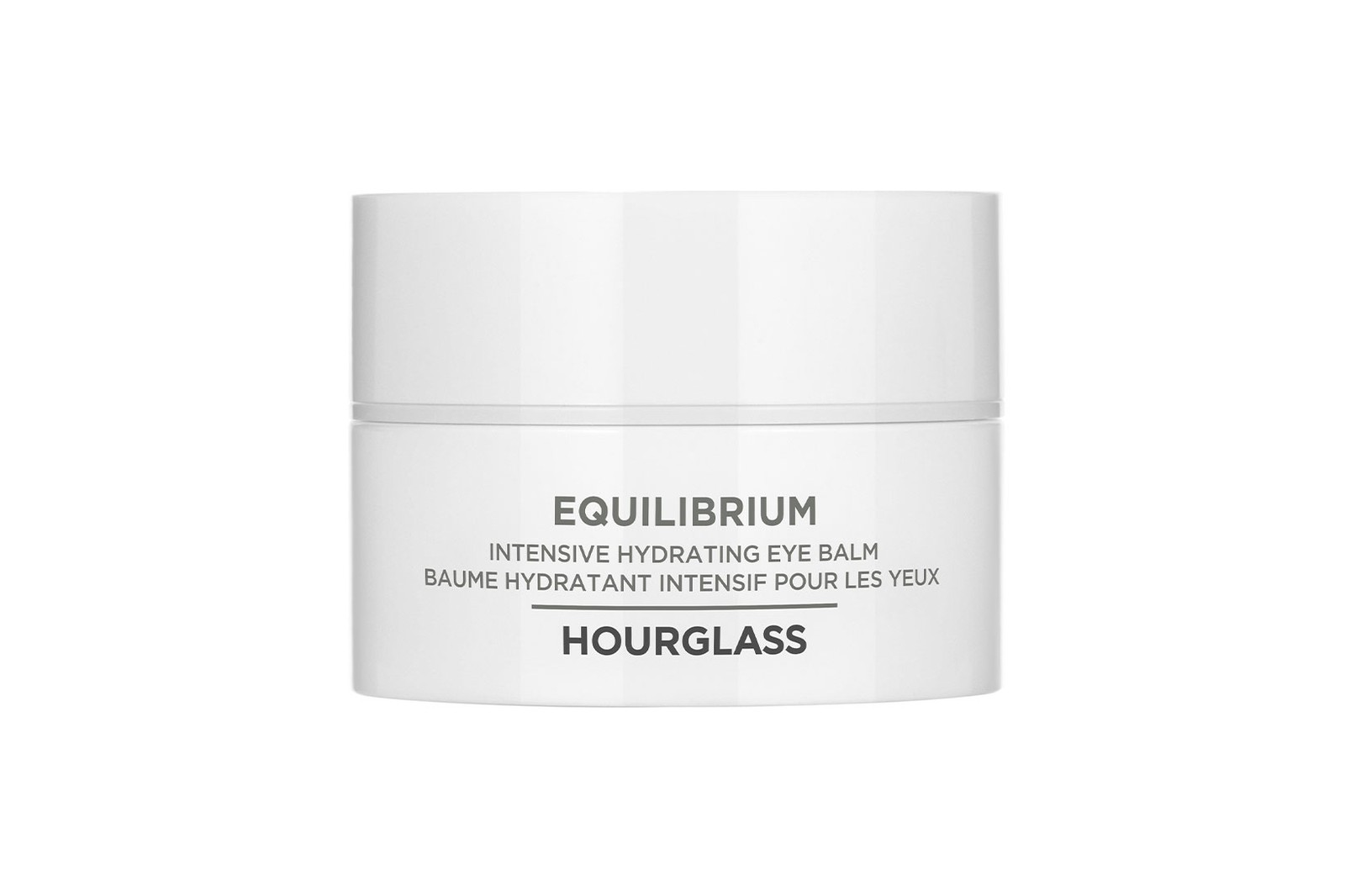hourglass cosmetics equilibrium skincare collection cleansers eye creams balms sunscreen