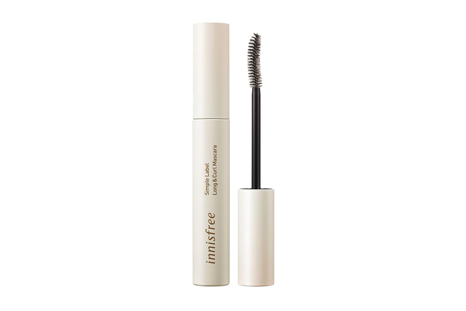 innisfree vegan makeup simple label collection color lip balm tinted moisturizer mascara