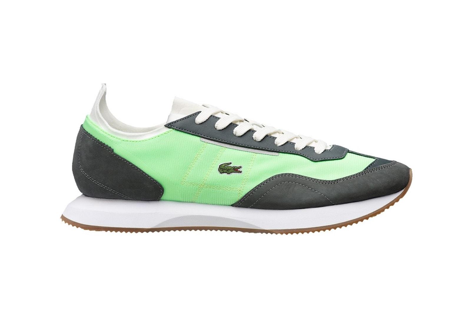 lacoste match break sneakers spring summer collection footwear shoes kicks sneakerhead