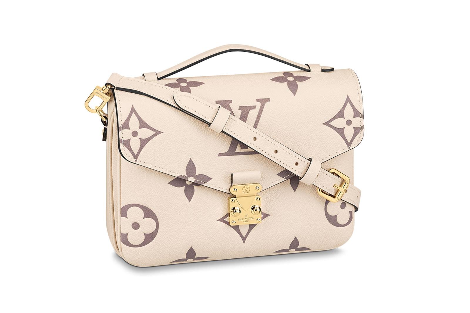 louis vuitton monogram empreinte vanity onthego mm handbags spring summer release