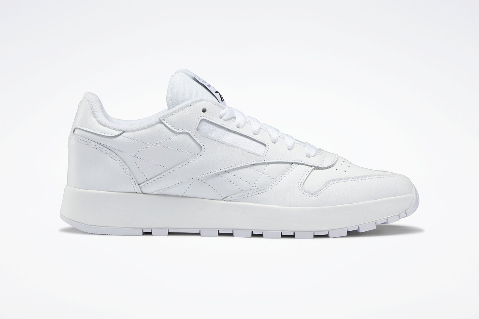 maison margiela reebok classic leather tabi toe sneakers collaboration release date price where to buy