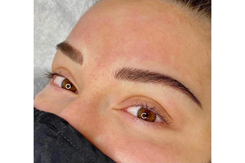 Eyebrow Eyeshadow Makeup Beauty