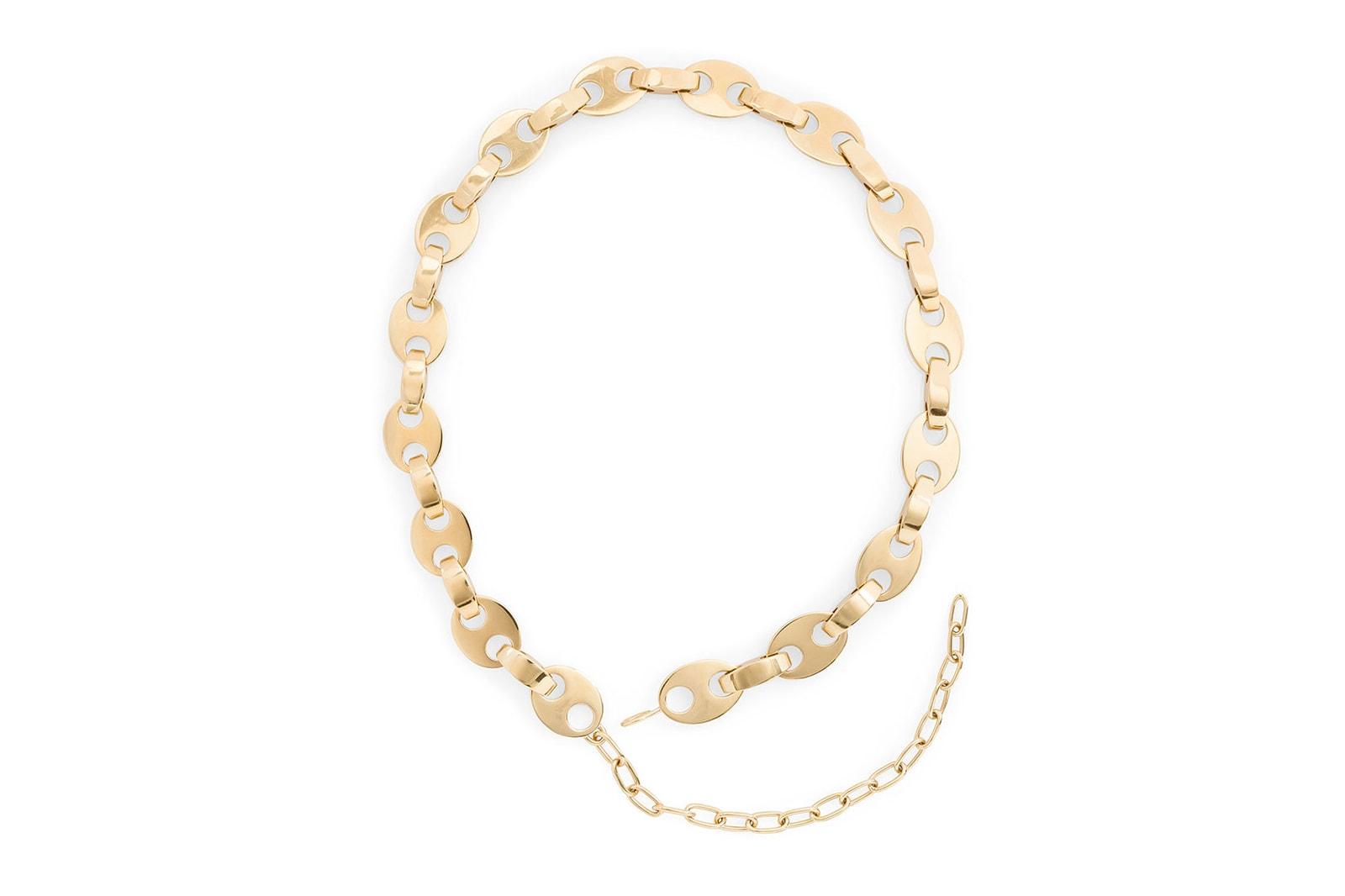 paco rabanne valentine's day build love collection jewelry chain necklace bracelet handbag