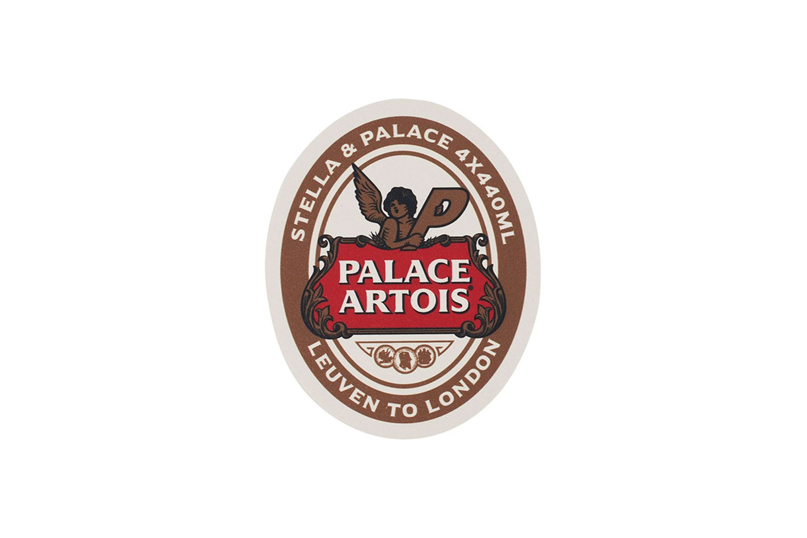 palace skateboards stella artois beer collaboration logo t-shirts hoodies home accessories release date info