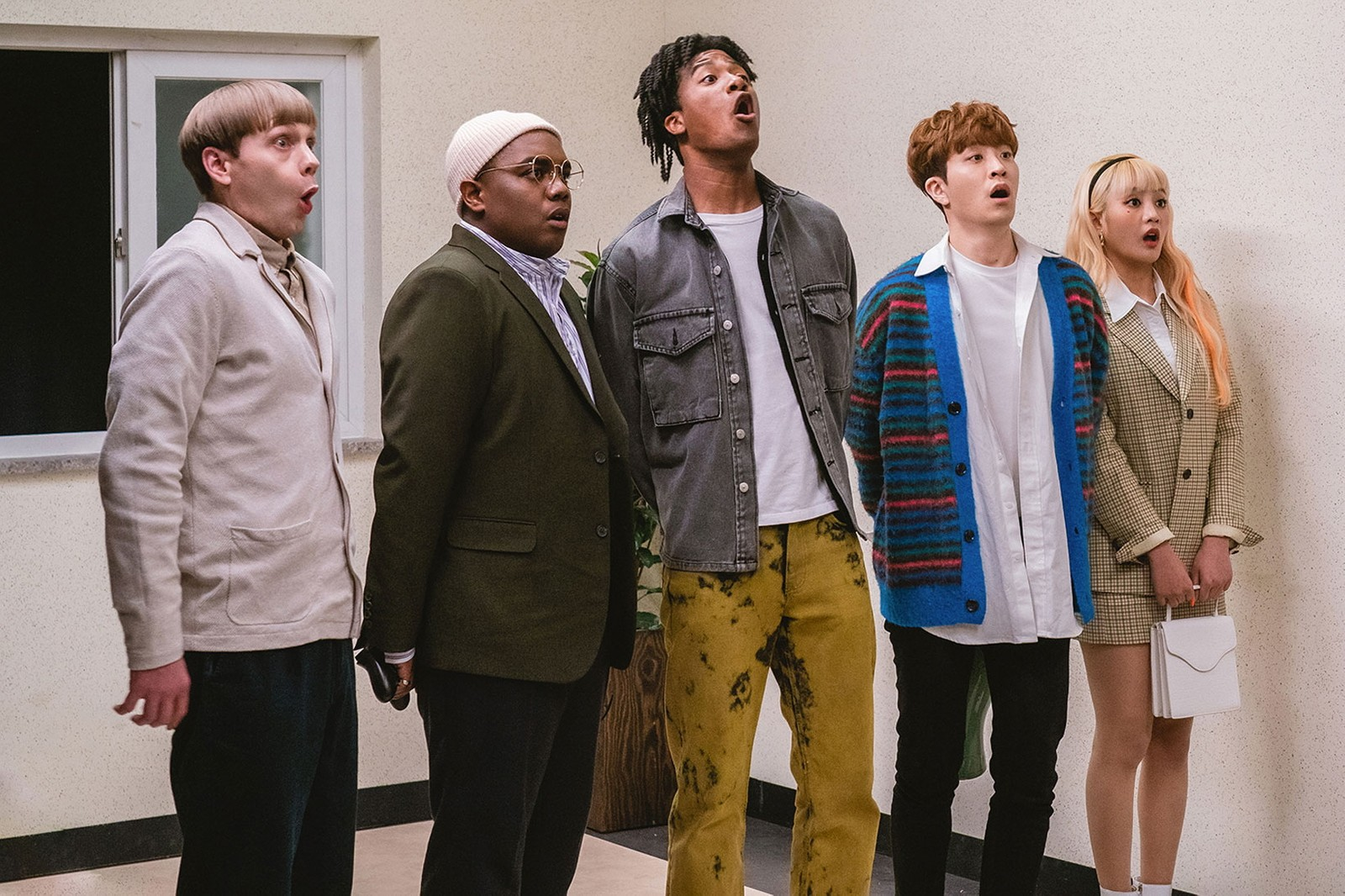 netflix originals korean kdramas tv shows sitcoms dp jung haein love alarm season 2 kingdom ashin of the north release info