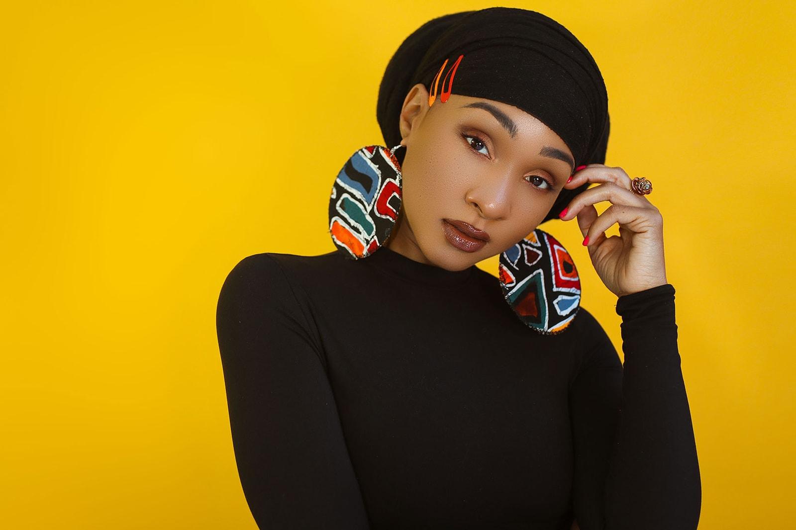 alia sharrief the hijab chronicles founder muslim women's day hip hop artist musician performer rapper