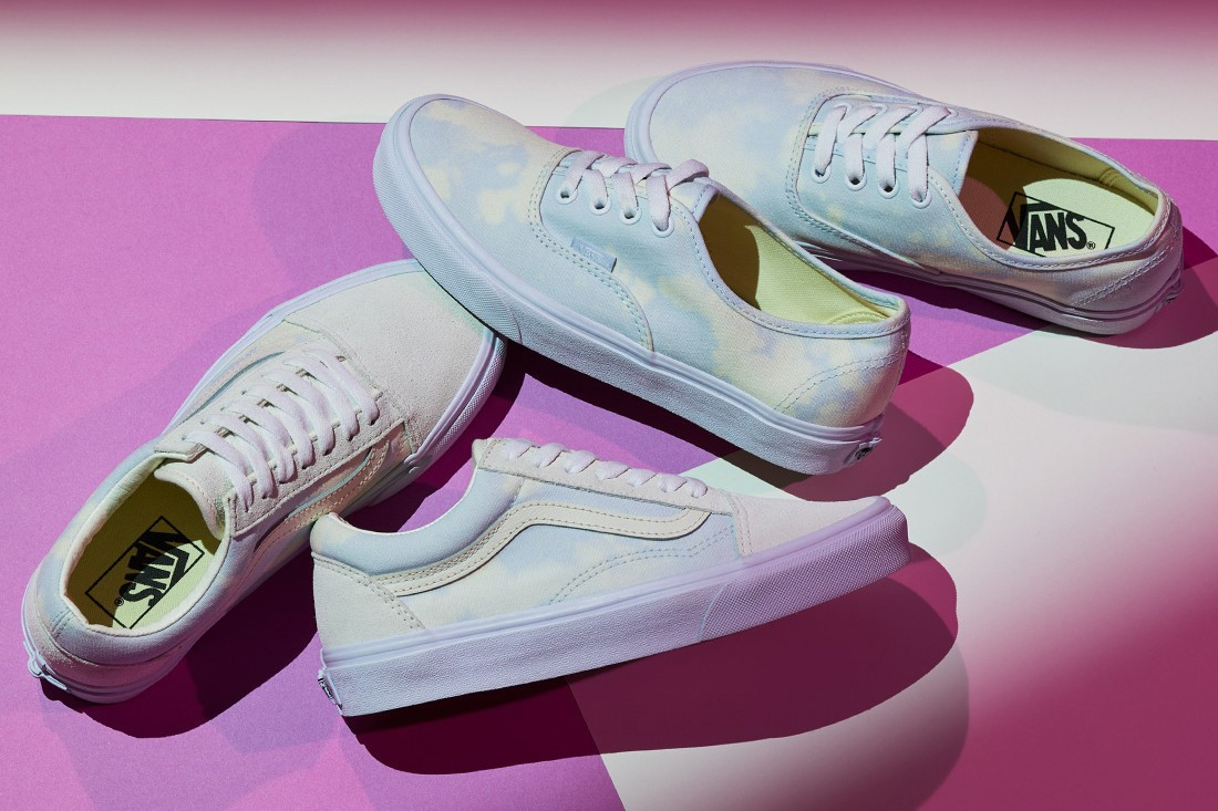 Wacko Maria x Vans Sneaker Collaboration OG Authentic LX