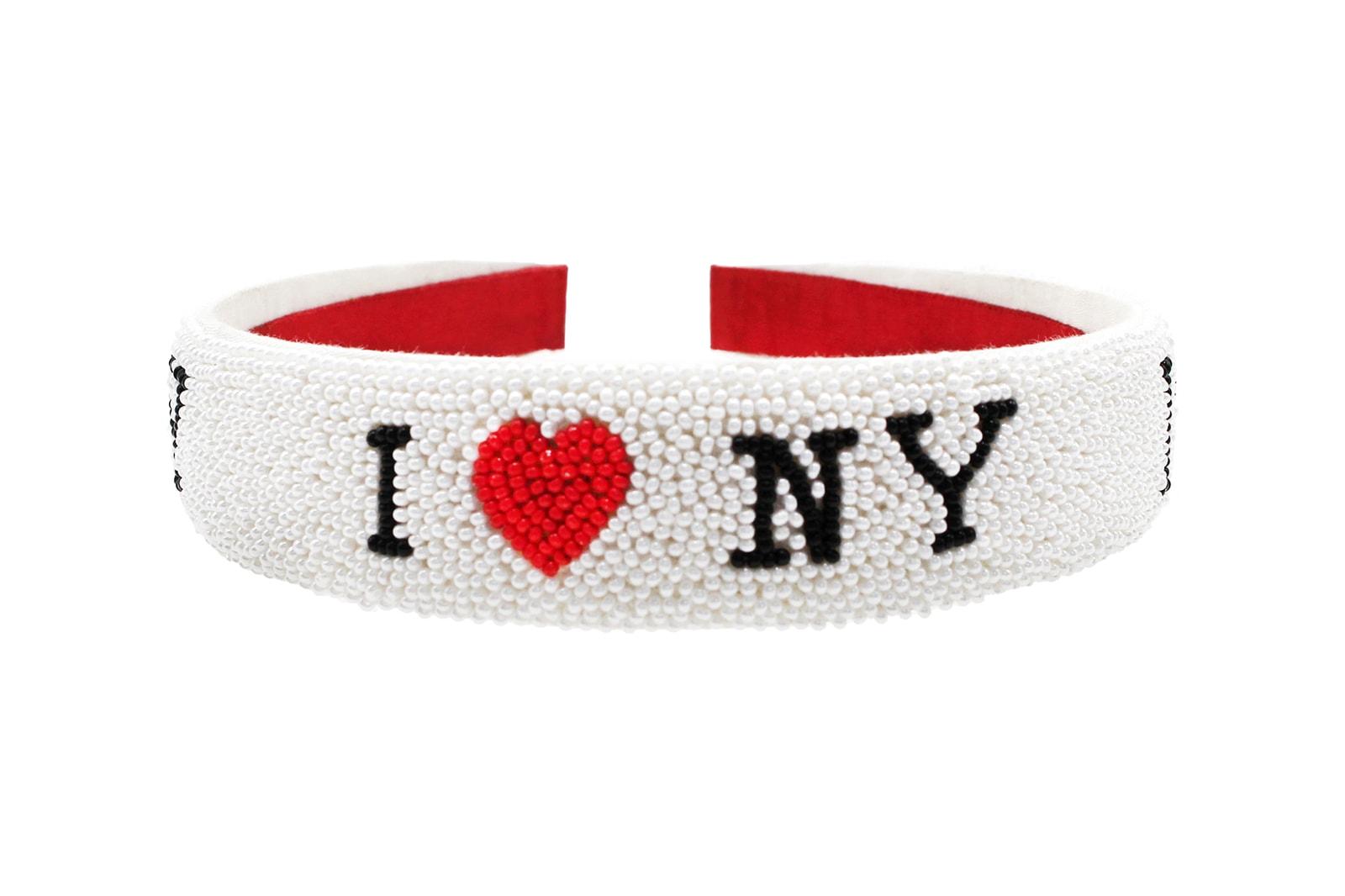 New York Fashion Week Street Style Headband 2019