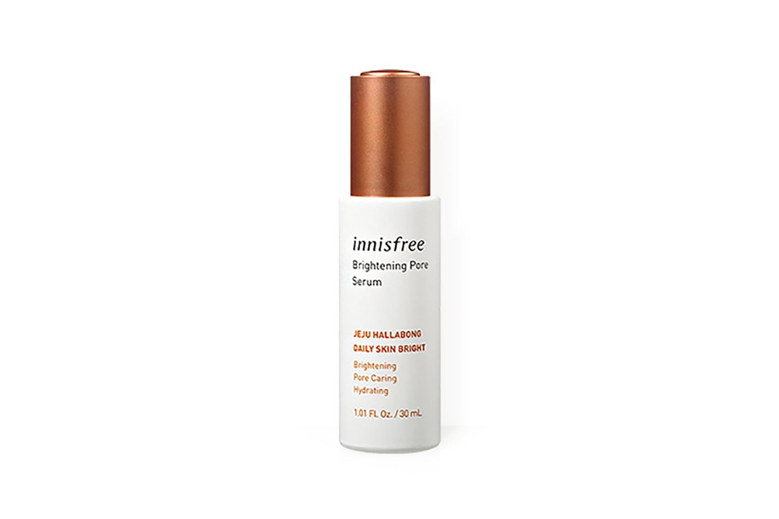 best vitamin c face serums brighter glowing skin innisfree Brightening Pore summer fridays cc me skincare beauty