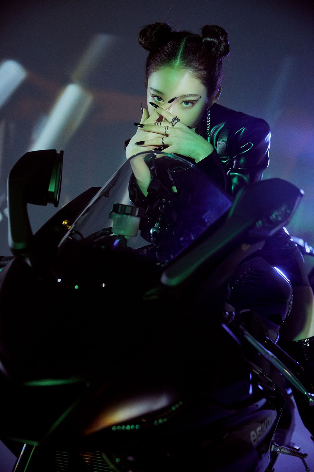 chung ha querencia album bicycle title track music video choreography k-pop release interview