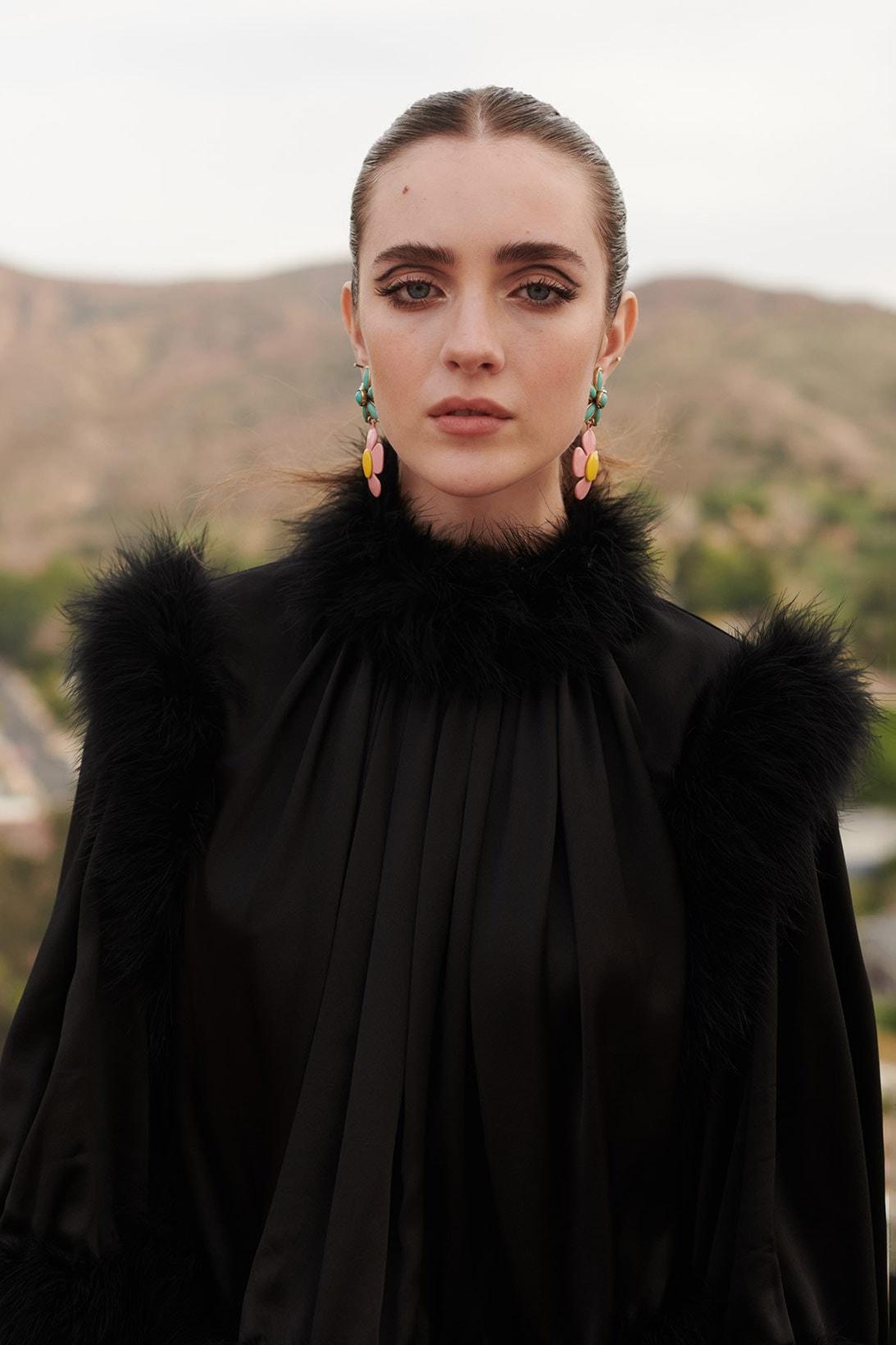 critics choice awards 26 best beauty hair makeup glam looks Yara Shahidi Anya Taylor-Joy Dior