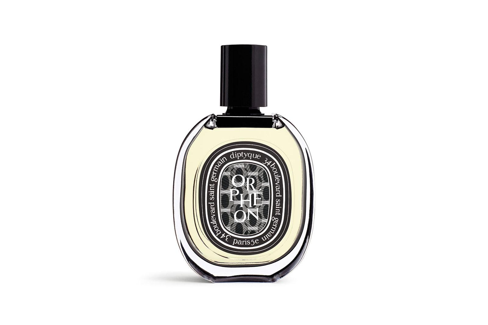 diptyque orpheon eau de parfum perfume fragrance floral woody
