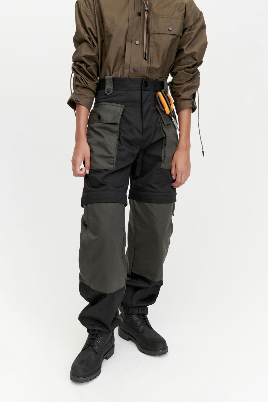 fiskars new capsule collection designer maria korkeila garden wear streetwear