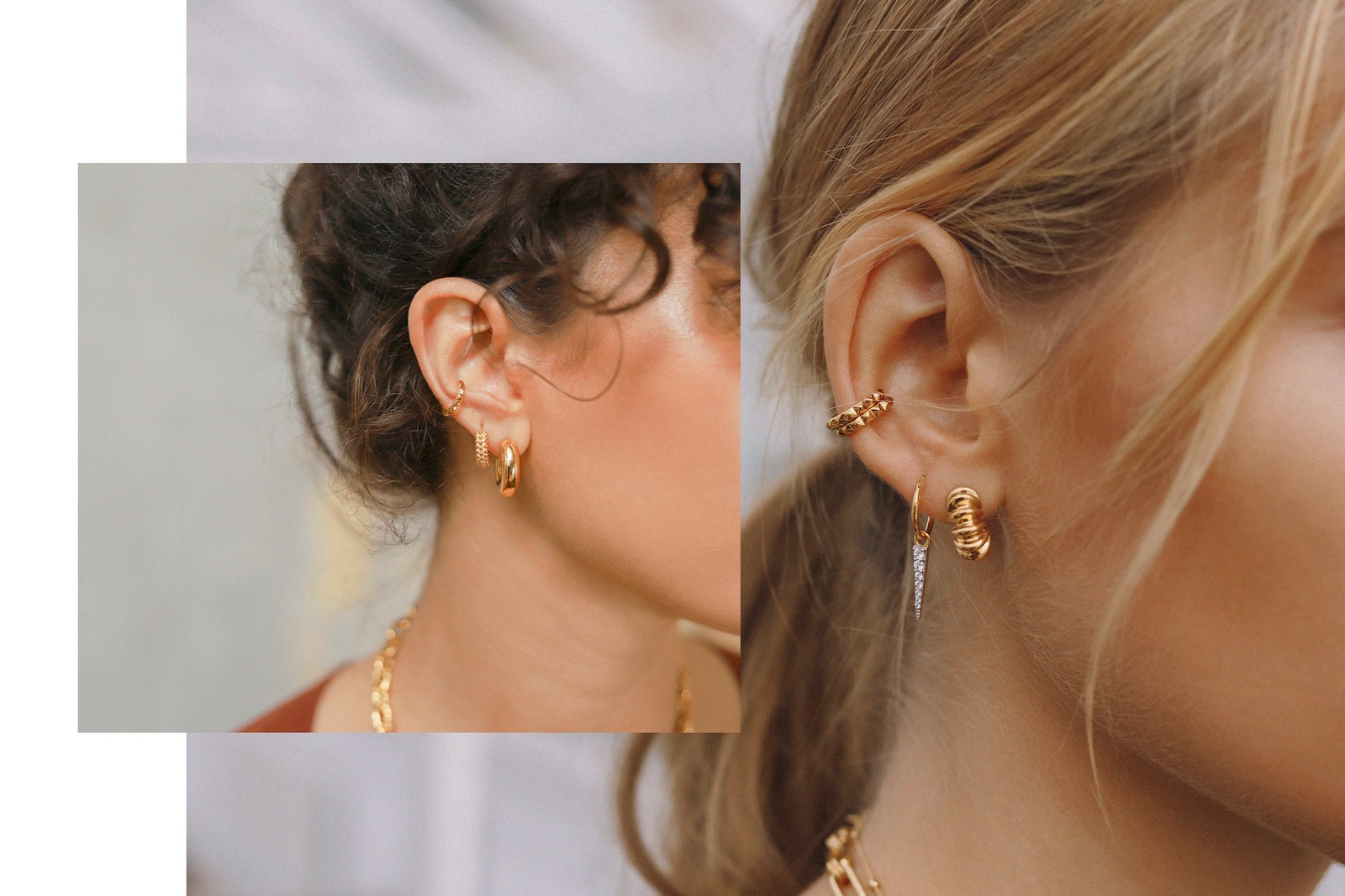 Best Missoma Jewelry For Seasonal Layering Necklaces Earrings Gold Silver