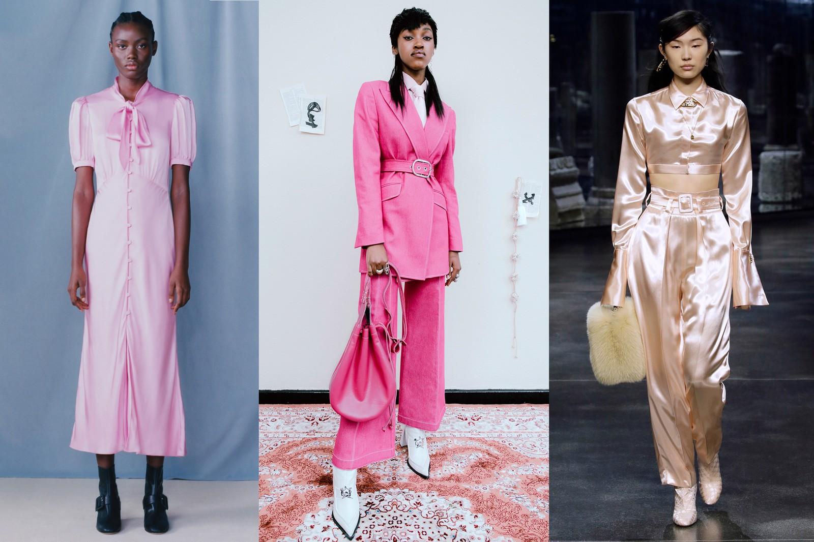 Miu Miu Proenza Schouler Sandy Liang Fall/Winter 2021