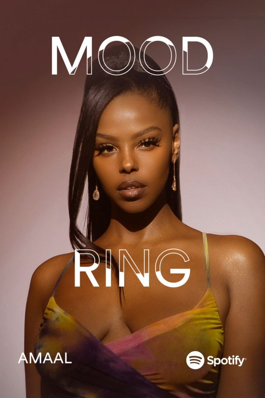 spotify canadian musicians r&b mood ring playlist release