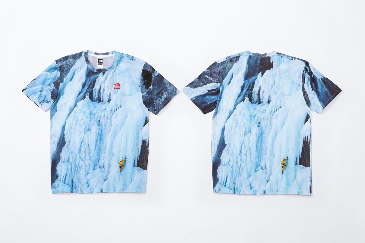 Supreme x The North Face SS21 Collection Collaboration Nuptse Jacket