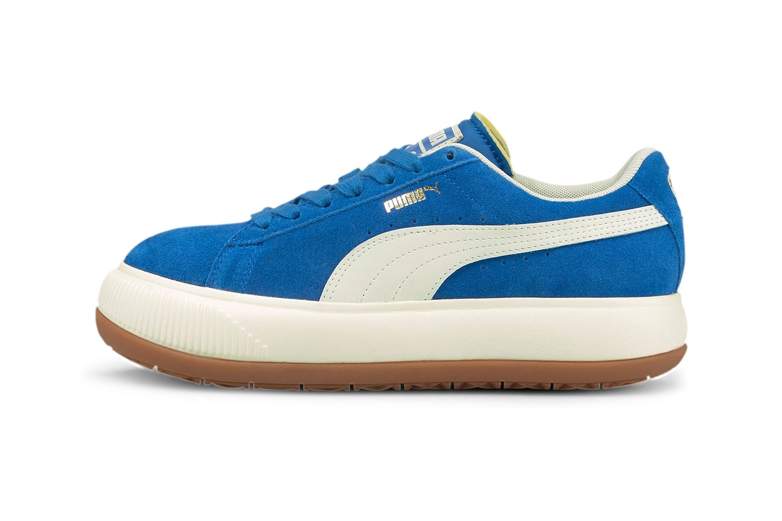 Nike Air Force 1 Low Acorn Brown Tan PUMA Suede Mayu Blue Sneakers Kicks Footwear Shoes