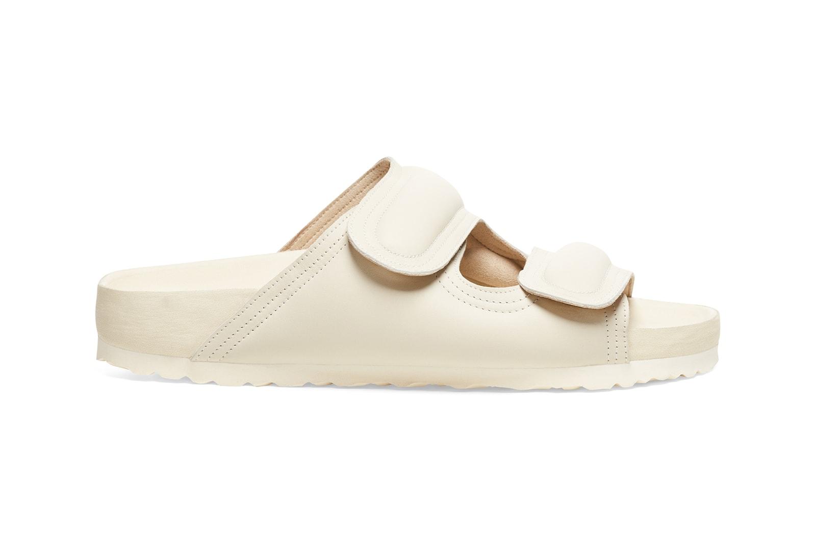 birkenstock too good spring summer collaboration forager mudlark beachcomber sandals apparel bed