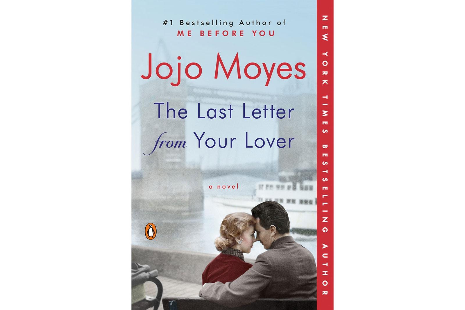 the last letter from your lover jojo moyes bridgerton viscount who loved me julia quinn maid stephanie land books