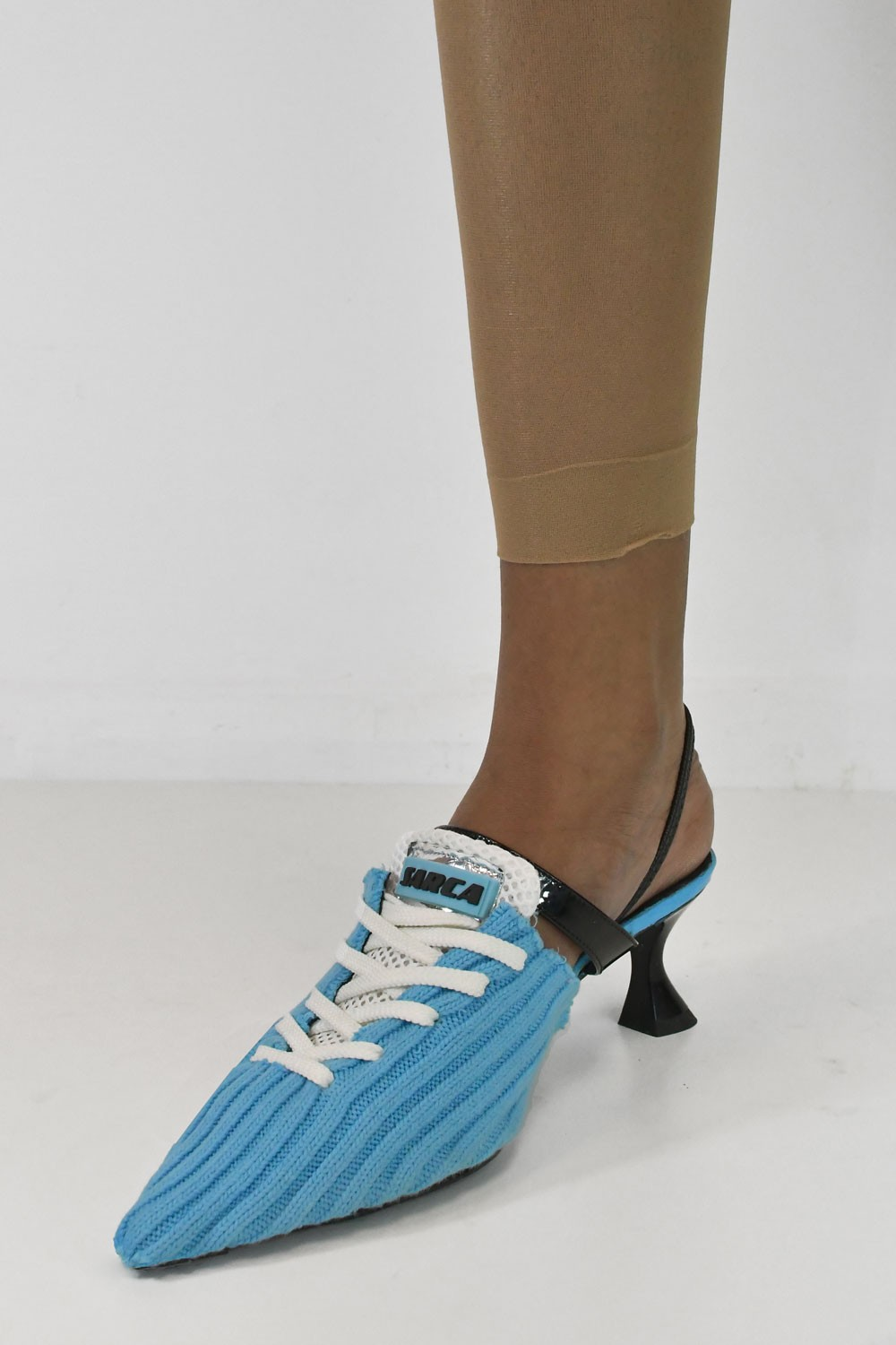 fashion designers changing footwear ancuta sarca justine clenquet nodaleto bed on water dubie