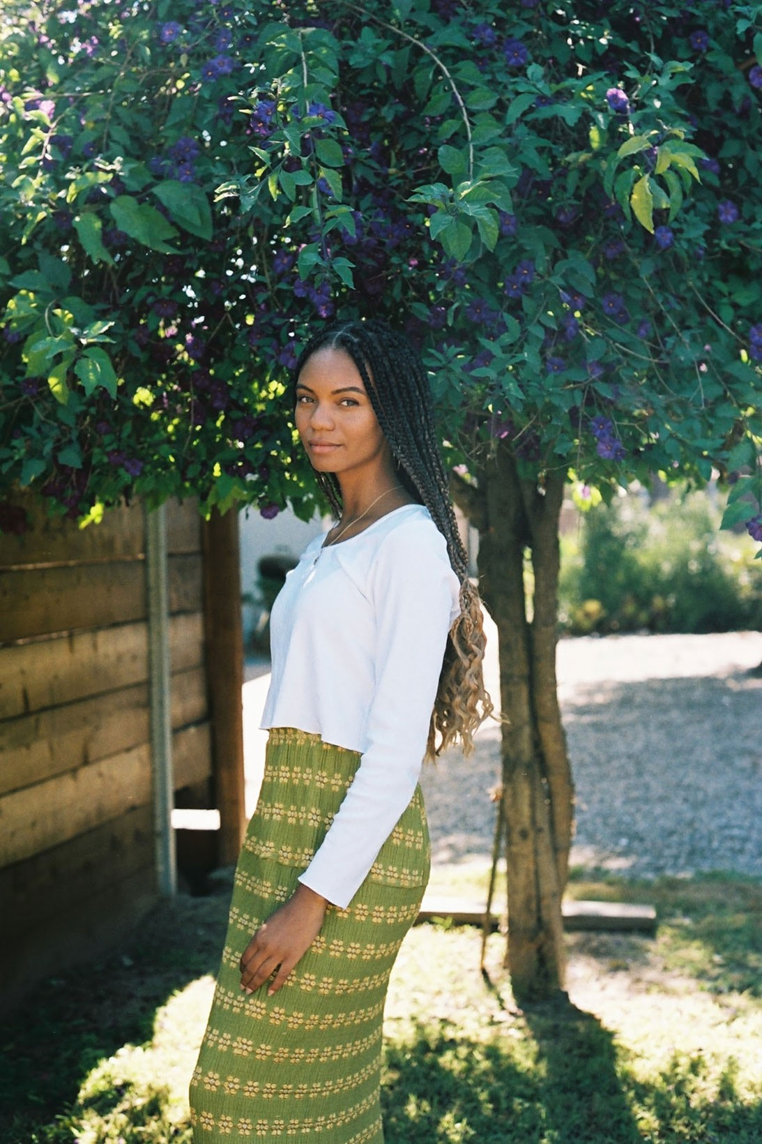 green girl leah thomas intersectional environmentalist environmental advocate sustainability earth month