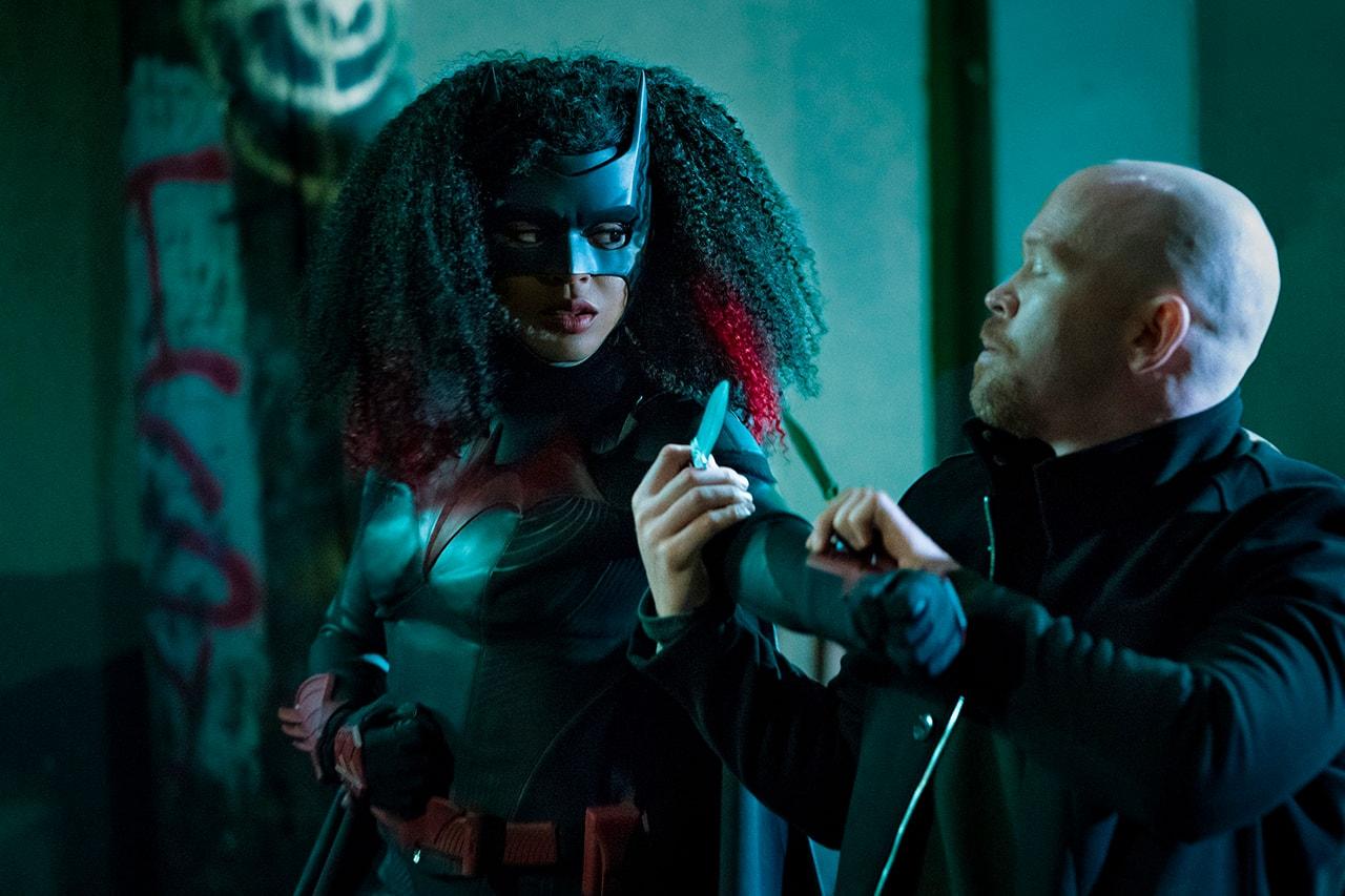 Javicia Leslie Black Batwoman Season 2 CW Network Ryan Wilder Batsuit Costume Actor